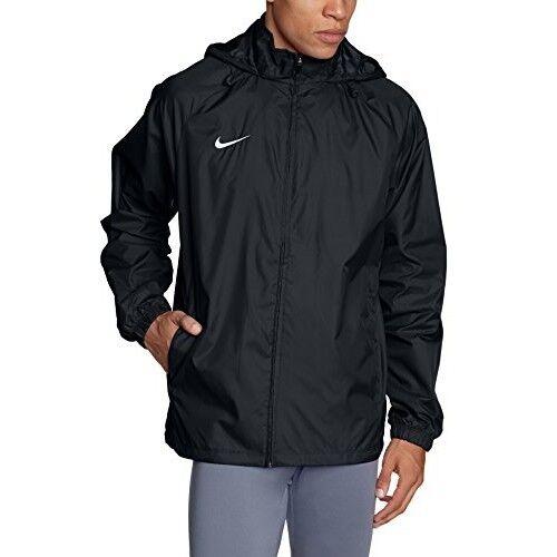 01d50ceee4ea Nike Team Sideline Rain Jacket Black Adult Medium for sale online