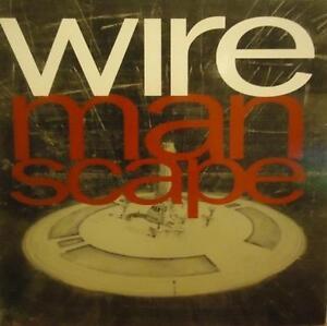 Wire - Manscape (LP, Album) - Italia - Wire - Manscape (LP, Album) - Italia
