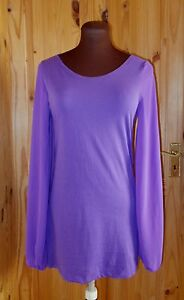 SELECT-purple-chiffon-long-sleeve-tunic-t-shirt-top-party-summer-holiday-12-40