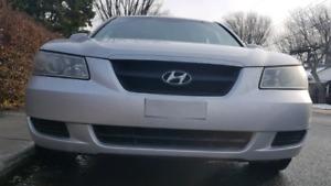 Hyundai Sonata 2008 3500$ négociable