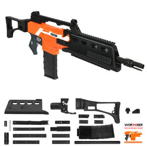 Image is loading Worker-MOD-F10555-G36-Rifle-3D-Printing-Imitation-