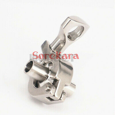"""Tri-Clover Tri clamp Union OD SUS304 Sanitary Gasket 2/"""" Stainless Steel"""