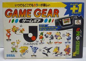 CONSOLE-SEGA-GAME-GEAR-PRO-STRIKER-94-SOCCER-J-LEAGUE-EDITION-NTSC-JAPAN-BOXED