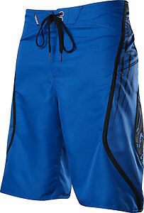 5540272d2e Fox Racing Top Shelf Boardshorts Blue Swim Trunks Surf Board Shorts ...