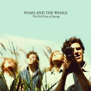 Noah-and-the-Whale-First-Days-Of-Spring-New-Vinyl-LP-UK-Import