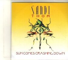 (DT885) Sandi Thom, Sun Comes Crashing Down - 2012 DJ CD