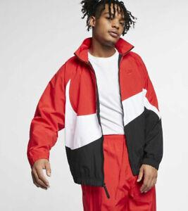 Nike-Sportswear-Swoosh-Woven-Windbreaker-Mens-Color-Block-Active-AR3132-657