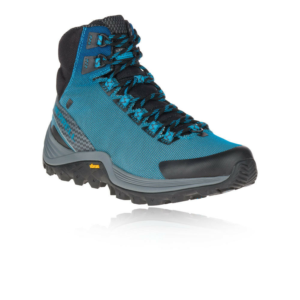 Merrell Mens Thermo Credver 6  Waterproof Walking Boots bluee Sports Outdoors