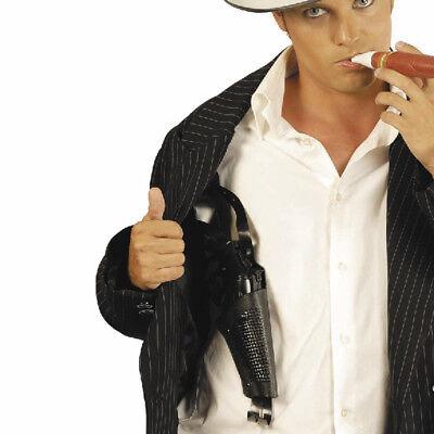 Spielzeugpistole Mit Halfter Revolver Mit Holster 40 Cm Gangster Colt Knarre äRger LöSchen Und Durst LöSchen