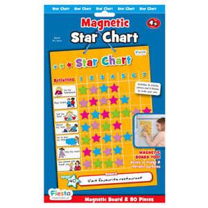Grafico-di-attivita-magnetica-STAR-incoraggiare-i-vostri-bambini-a-fare-i-compiti