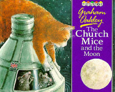 1 of 1 - The Church Mice and the Moon (Picturemac), Good Condition Book, Graham Oakley, I