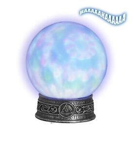 Kristallkugel-Wahrsager-Lichteffekt-mit-Sound-Geraeuschsensor-Okkkult