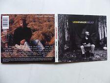 CD ALBUM LEON PARKER Belief SMM 503009 2