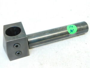 "11-3//8/"" Long Double Ended Boring Bar In 1-1//8 x 1-1//8/"" x 4-1//4/"" Holder 3//8/"" Bit"