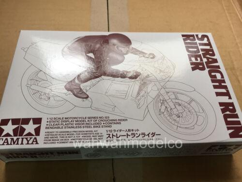 Tamiya 14123 1/12 Straight Run Rider