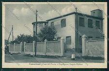 Novara Cameriano Casa Fascio Fascismo cartolina QQ5267