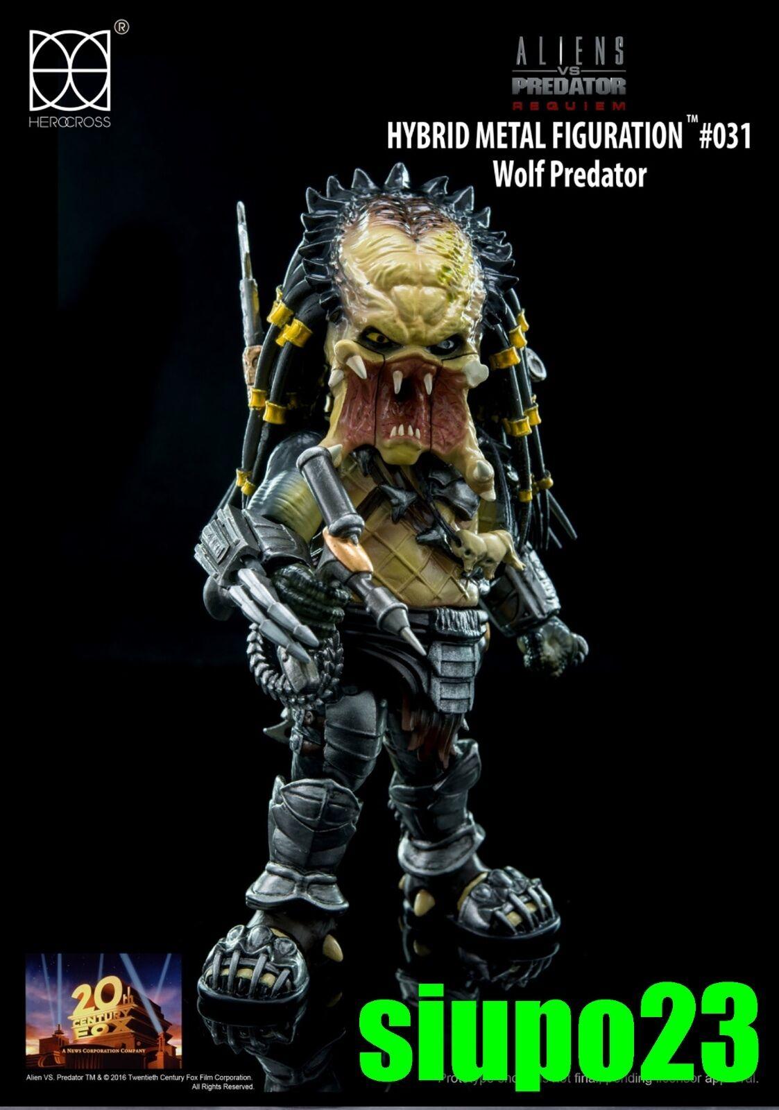 86hero Herocross  HMF   031 Wolf Prossoator cifra  Sconto del 40%
