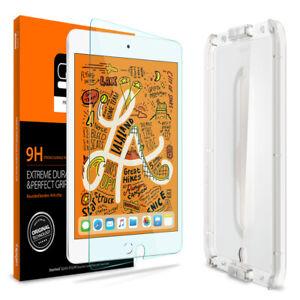 Spigen® iPad Mini 5/Mini 4 Tempered Glass Screen Protector [Glas.tR] 9H Hardness