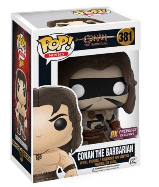 Conan The Barbarian Conan Masked #381 Funko Pop