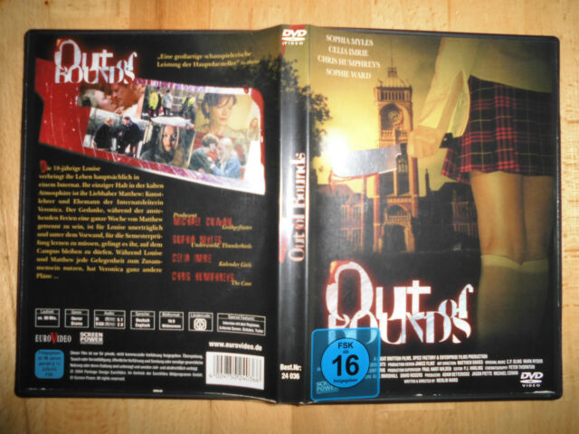 Out of Bounds ,,Horror Drama ,,RC2 ,,FSK16