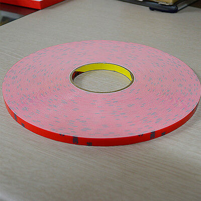 3M 5068(10mm x 33Mtr) Automotive Acrylic Foam Double side Adhesive Tape