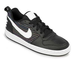Scarpa Borough Nike 38 Nera 39 Da Courth Sneakers 5 Ragazza 36 37 40 Donna ZwdZq0r