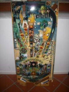 Playfield for pinball Lord of the Rings (refurbished)