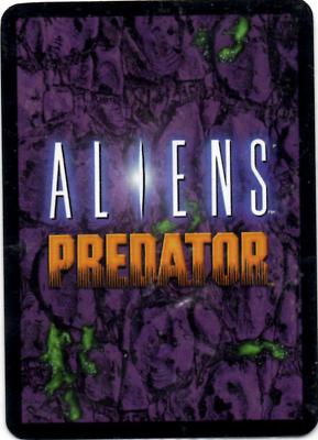 L - Z Aliens vs Predator AVP Premiere ccg Rare Precedence 2//2