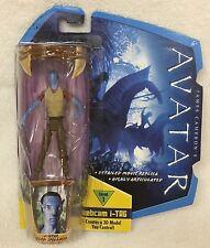 James Cameron's Avatar Movie Avatar Norm Spellman Webcam i-Tag Level 1 Figure