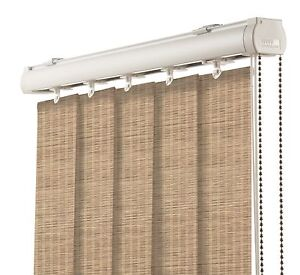 Vertical-blind-Replacement-Headrail-only-STANDARD-or-DESIGNER-VOGUE