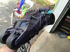 Electronic Batmobile Vehicle Tumbler BATMAN 2005 DC COMICS Mattel Dark Knight