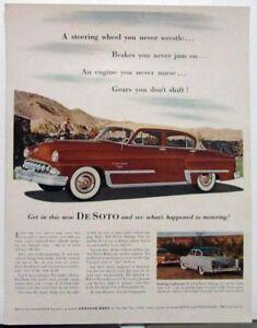 1953-DeSoto-Firedome-V8-Powermaster-Six-Magazine-Ad-Original