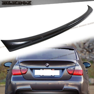Painted For 05 11 Bmw E90 3 Series Sedan Oe Style Add On Trunk