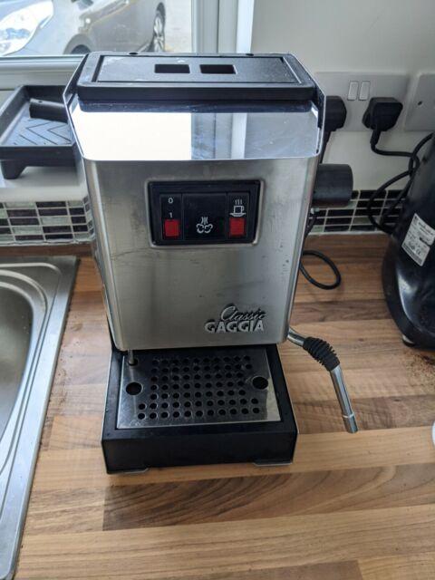 Gaggia Classic Espresso coffee Machine - Upgraded