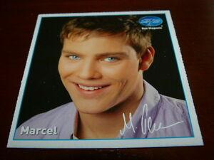 Marcel Pluschke - RTL Autogrammkarte DSDS - ca . 10 cm x 14 cm - Hennigsdorf, Deutschland - Marcel Pluschke - RTL Autogrammkarte DSDS - ca . 10 cm x 14 cm - Hennigsdorf, Deutschland