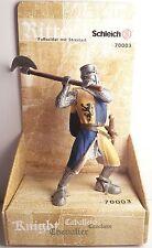 Modellino Figure Eroe Statua Cavaliere Knight Schleich Ritter Medioevo 70003 Box