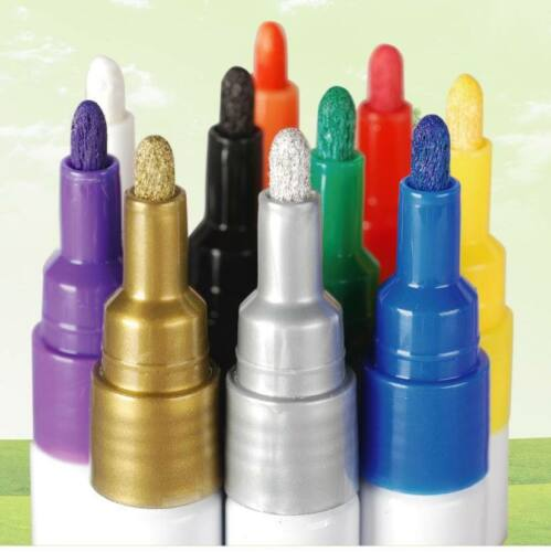 paint pen SP-110 white paint pen direct tire Scratch repair pen Oil Paints