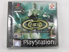 PS INTERNATIONAL SUPERSTAR SOCCER - NUEVO A ESTRENAR - 00706 ESPAÑOL Playstation