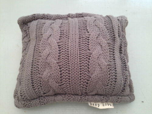 Door Stop Doorstop John Lewis Knitted Grey Cricket Jumper Cushion Door Stopper