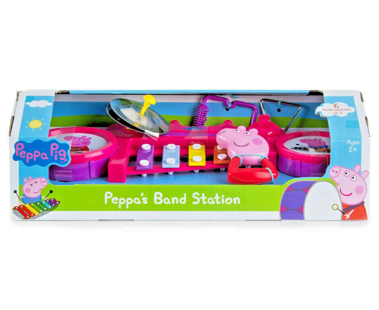 Peppa Pig Kitchen neuf rare jouet