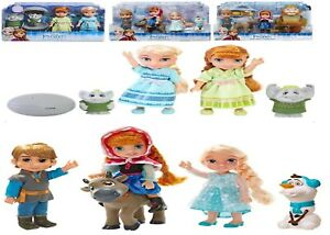 Disney-Frozen-Petite-Toddlers-Anna-And-Elsa-Trolls-Oaken-Trading-Post-Gift-Set