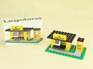 LEGO-608-Legoland-Kiosk-Mit-OVP
