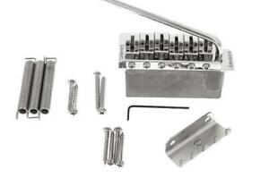 "BABICZ® Fender Retrofit 6 Point Bridge Assembly~Nickel~2 1/16"" Spacing~Brand New"