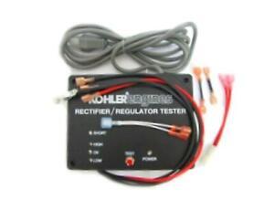 Details about OEM Tester 25-761-20-S KOHLER Engine Rectifier / Regulator  Repair Shop Equipment