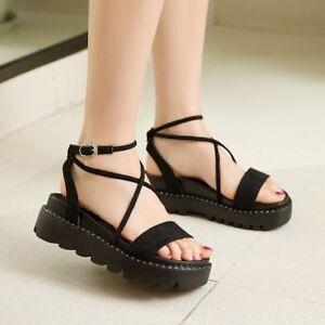 Women's Summer Platform Creeper Sandals