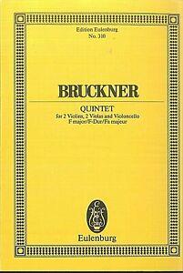 BRUCKNER-QUINTETT-fuer-2-Violinen-2-Violen-und-Cello-Studienpartitur