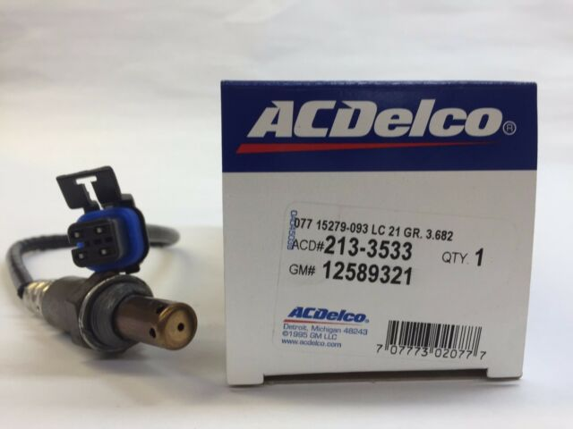 ACDelco 213-3533 Oxygen Sensor GM 12589321