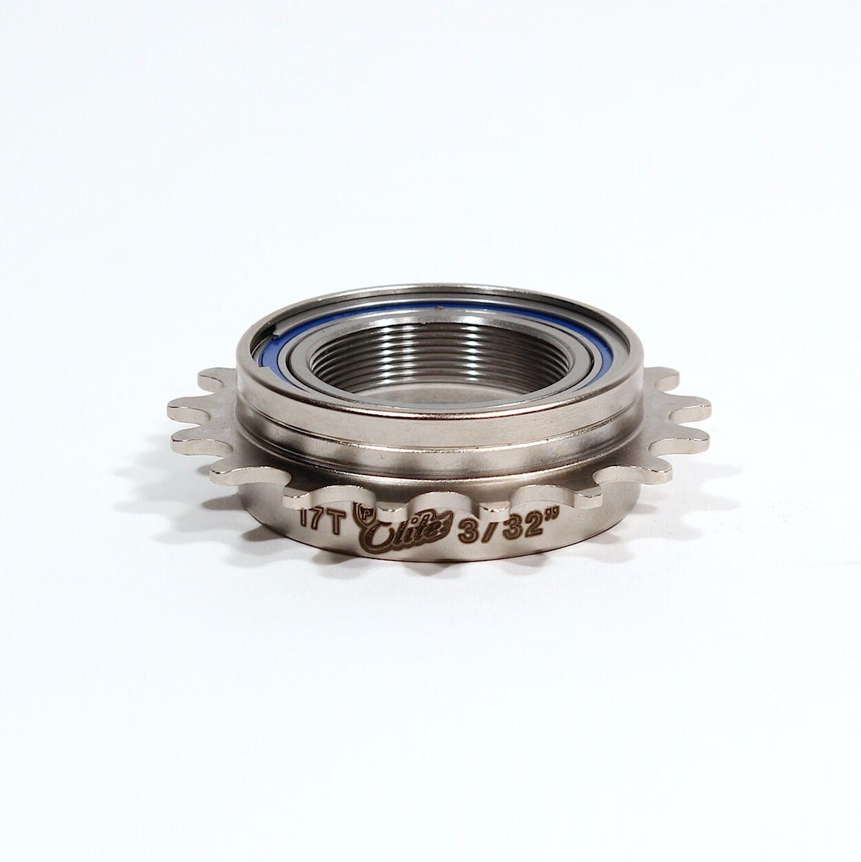 Profile Racing Elite 17t BMX Freewheel - 140 Engagement Points - 3 32  -USA Made