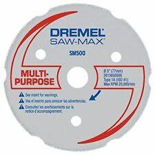 Dremel Sm500 Sawmax Carbide Wheel Gray Pack Of 1