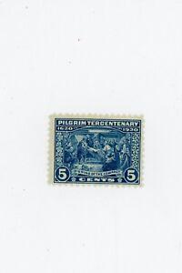 1920-Pilgrim-Tercenentary-Issue-Scott-Catalog-550-MNH